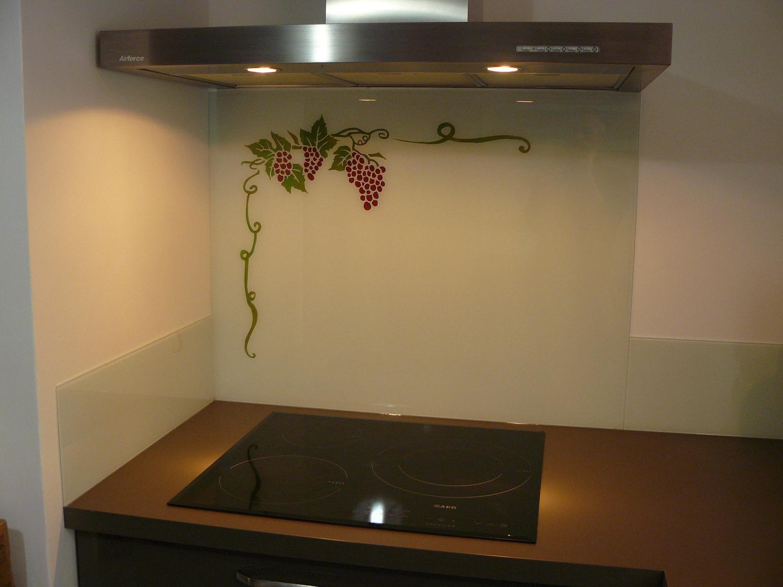 Artisan verrier fabrication r paration 33 bordeaux - Credence murale cuisine ...